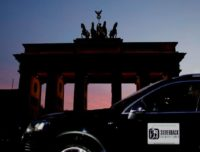 SILVERBACK Security Berlin Brandenburger Tor