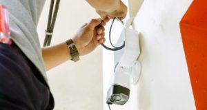Installation Kamera