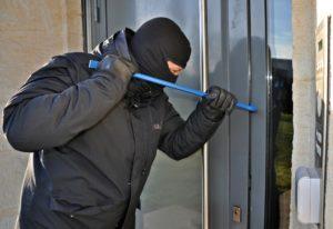 Einbrecher Aufklärungsquote