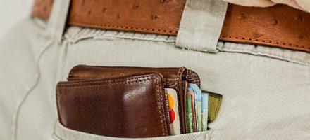 Sicherheit bei Geldbörsen, Ausweis- und Kartenhüllen