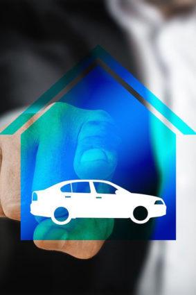 Haus- und Fahrzeugsicherheit