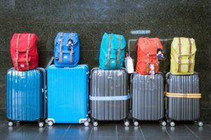 Sicherheit beim Reisegepäck
