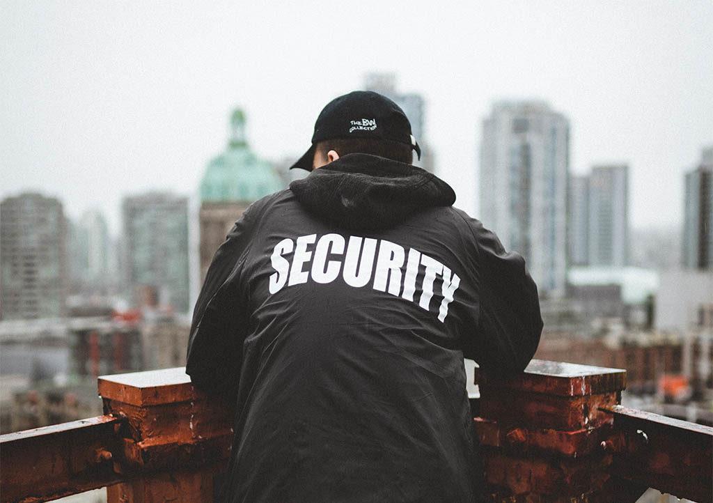 Titelbild Security Jacken