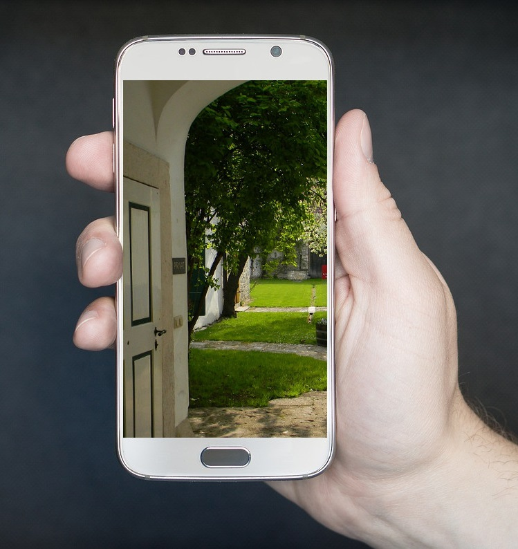Smartphone App Überwachungskamera