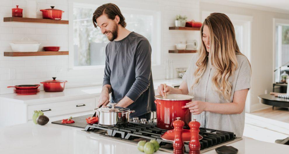 Haushaltsunfälle beim kochen