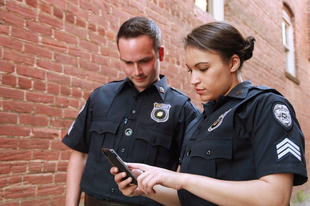 Zusammenarbeit mit der Polizei