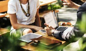 Kundenakquise Sicherheitsunternehmen Networking