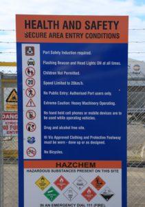 Gefahrstoffe Baustelle