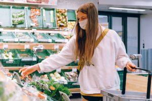 Corona Supermarkt Maskenpflicht