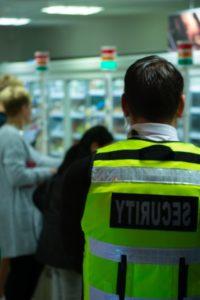 Security Einzelhandel Objektschutz