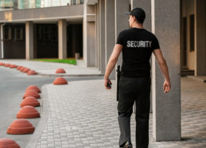 Security im T-Shirt