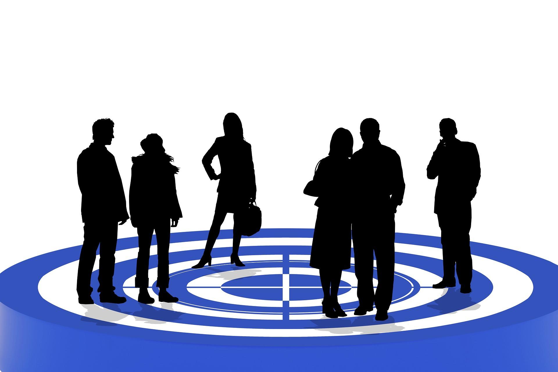 Marketing Zielgruppe, Target group