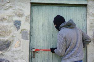 Dieb Intrusionsschutz