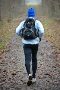 Schutzkleidung beim Laufen