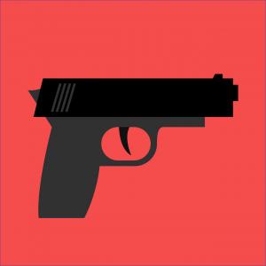 Gaspistole / Schreckschusspistole