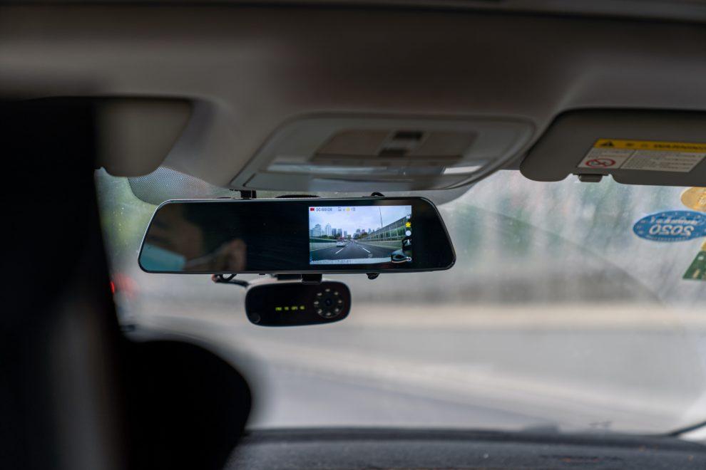 Sicherheit rund ums Auto - Dashcam